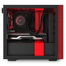 View Alternative product NZXT H210i Matte Black / Red Mini-ITX Tower Case