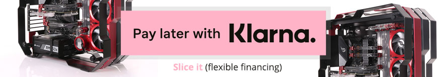 Finance your purchase with Klarna